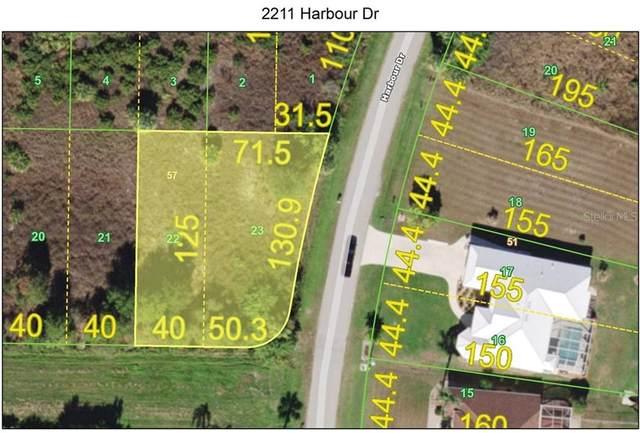 2211 Harbour Drive, Punta Gorda, FL 33983 (MLS #C7430292) :: Premium Properties Real Estate Services