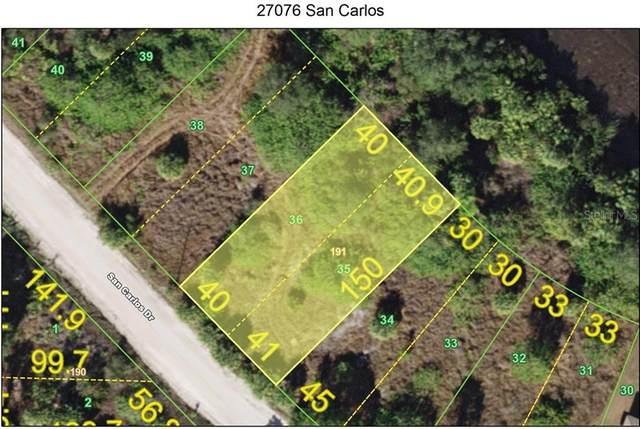 27076 San Carlos Drive, Punta Gorda, FL 33983 (MLS #C7430293) :: Premium Properties Real Estate Services