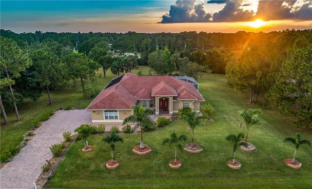 1143 Napoleon Road, North Port, FL 34288 (MLS #C7430347) :: Rabell Realty Group