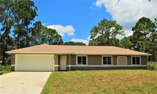 3455 La Goy Street, North Port, FL 34291 (MLS #C7430374) :: Team Bohannon Keller Williams, Tampa Properties