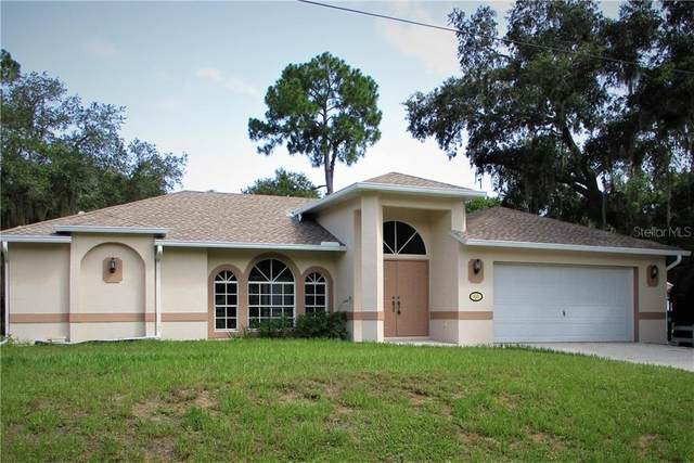 3645 Inverness Street, North Port, FL 34288 (MLS #C7430378) :: Griffin Group