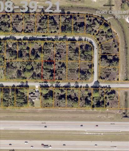 Rentscher Avenue, North Port, FL 34291 (MLS #C7430384) :: Team Bohannon Keller Williams, Tampa Properties