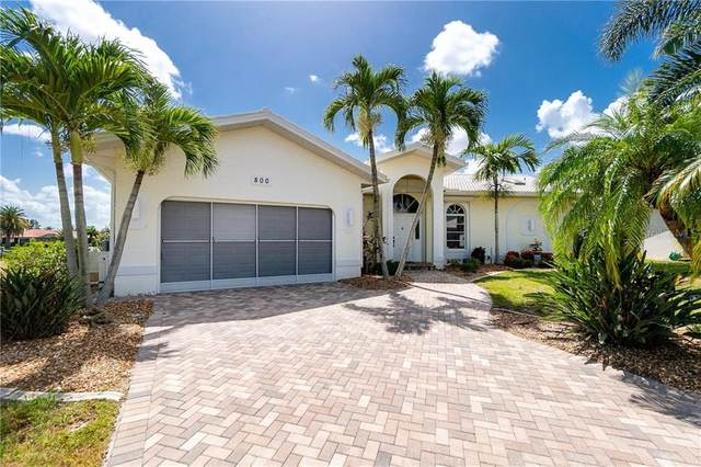 800 Lucia Drive, Punta Gorda, FL 33950 (MLS #C7430428) :: EXIT King Realty