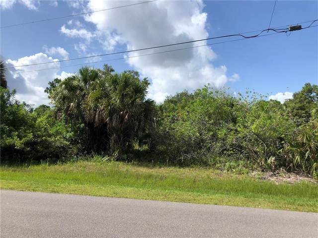 Lot 25 Carmela Avenue, North Port, FL 34286 (MLS #C7430433) :: The Duncan Duo Team