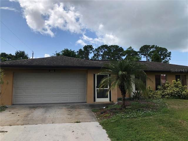 947 Silver Springs Terrace NW, Port Charlotte, FL 33948 (MLS #C7430483) :: The Heidi Schrock Team