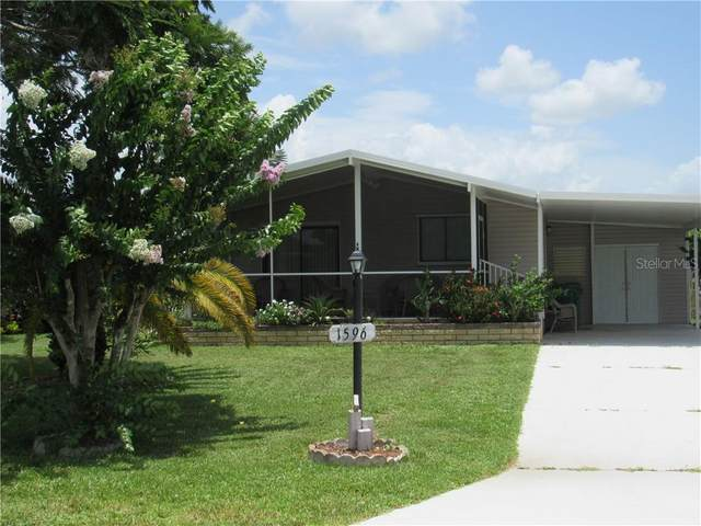 1596 Ibis Court, Punta Gorda, FL 33982 (MLS #C7430514) :: The Light Team