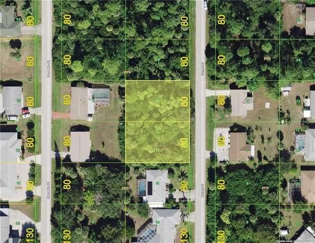 4377 Durant Street, Port Charlotte, FL 33948 (MLS #C7430528) :: Homepride Realty Services