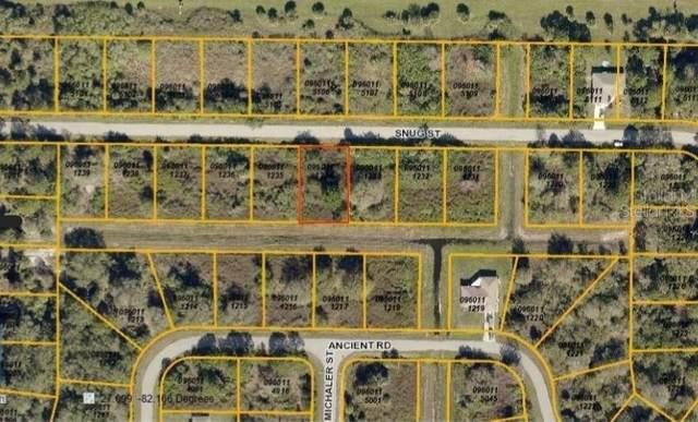 Snug Street, North Port, FL 34286 (MLS #C7430551) :: Team Bohannon Keller Williams, Tampa Properties