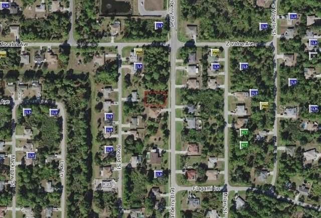 Cranberry Boulevard, North Port, FL 34286 (MLS #C7430553) :: Dalton Wade Real Estate Group