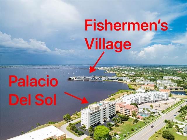 1500 Park Beach Circle 3C, Punta Gorda, FL 33950 (MLS #C7430563) :: Griffin Group