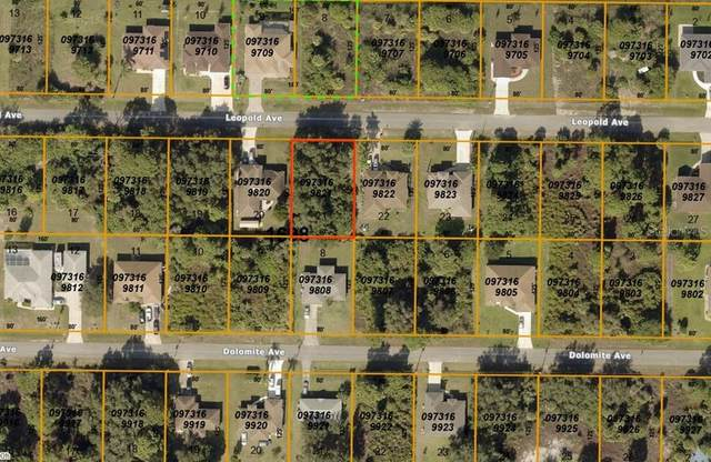 Leopold Avenue, North Port, FL 34287 (MLS #C7430577) :: Griffin Group