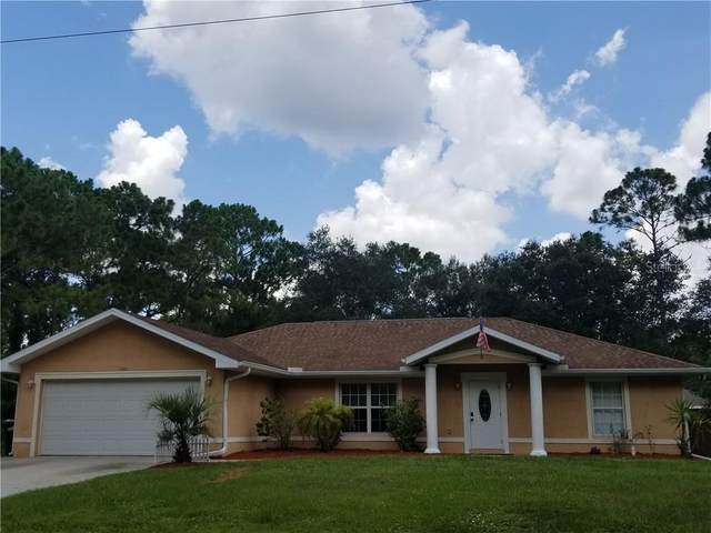5063 Hough Street, North Port, FL 34286 (MLS #C7430698) :: Team Borham at Keller Williams Realty
