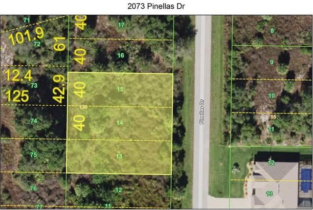 2073 Pinellas Drive, Punta Gorda, FL 33983 (MLS #C7430723) :: Medway Realty