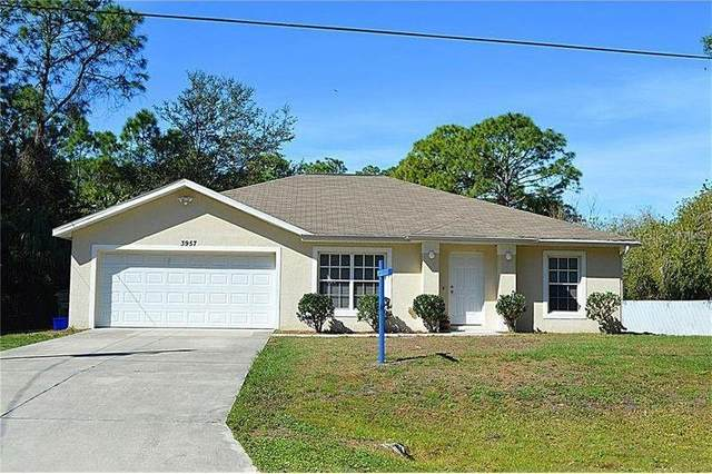 3957 Froude Street, North Port, FL 34286 (MLS #C7430784) :: Team Bohannon Keller Williams, Tampa Properties