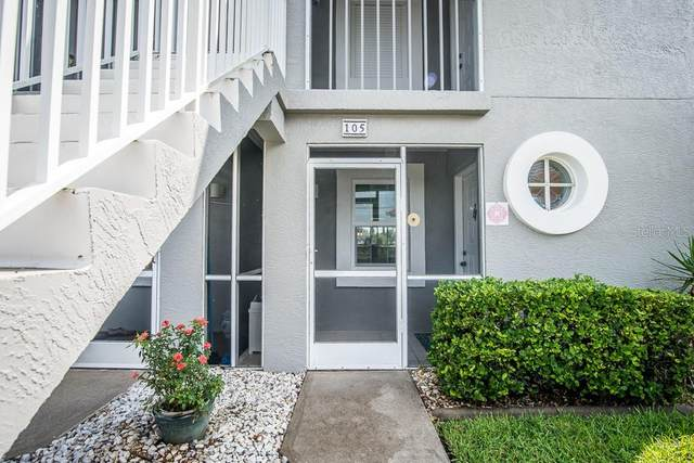1340 San Cristobal Avenue #105, Punta Gorda, FL 33983 (MLS #C7430832) :: The Price Group