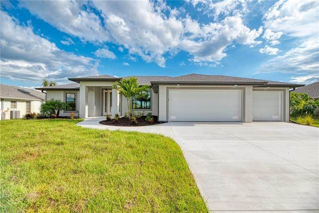 255 Casale G Street, Punta Gorda, FL 33983 (MLS #C7430859) :: Cartwright Realty