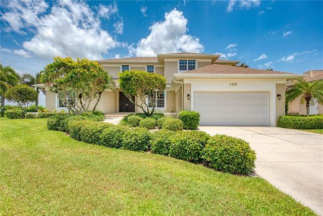 140 Seville Place SW, Port Charlotte, FL 33952 (MLS #C7430889) :: Team Pepka