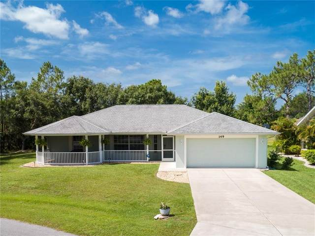 149 Catamaraca Court, Punta Gorda, FL 33983 (MLS #C7430901) :: Team Pepka
