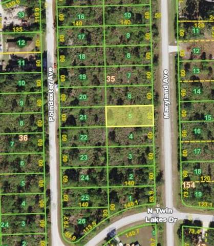 12319 Maryland Avenue, Punta Gorda, FL 33955 (MLS #C7430915) :: Cartwright Realty