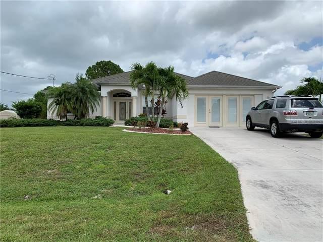 5358 Lovett Road, North Port, FL 34288 (MLS #C7430932) :: Rabell Realty Group