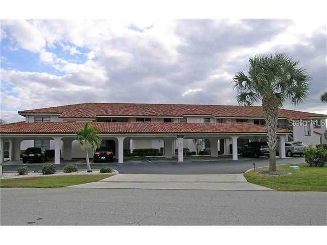 240 Lewis Circle #324, Punta Gorda, FL 33950 (MLS #C7430980) :: Cartwright Realty