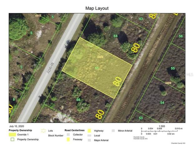 9180 Agate Street, Port Charlotte, FL 33981 (MLS #C7431043) :: Rabell Realty Group