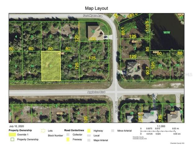 14430 Appleton Boulevard, Port Charlotte, FL 33981 (MLS #C7431064) :: The BRC Group, LLC