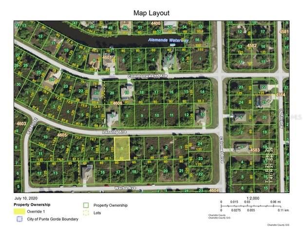 13449 Lansing Avenue, Port Charlotte, FL 33981 (MLS #C7431066) :: Cartwright Realty
