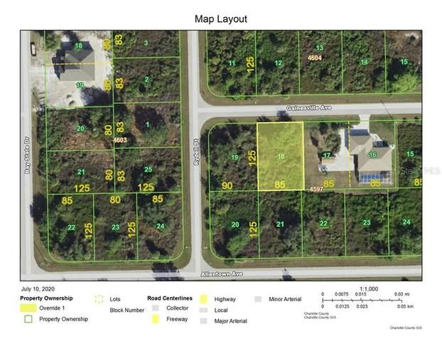 13409 Gainesville Avenue, Port Charlotte, FL 33981 (MLS #C7431070) :: The Lersch Group