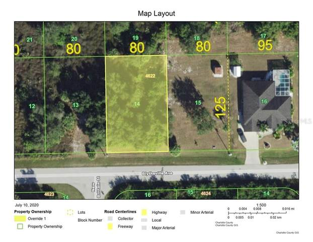 13338 Blytheville Avenue, Port Charlotte, FL 33981 (MLS #C7431071) :: The Lersch Group