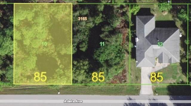 23224 Adela Avenue, Port Charlotte, FL 33952 (MLS #C7431120) :: Rabell Realty Group