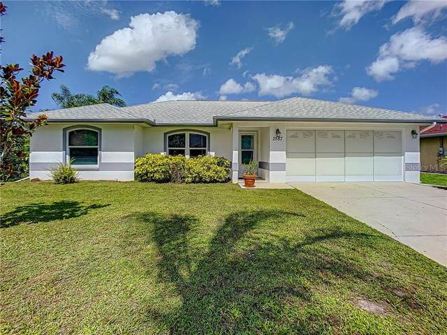 2587 Logsdon Street, North Port, FL 34287 (MLS #C7431192) :: The Duncan Duo Team