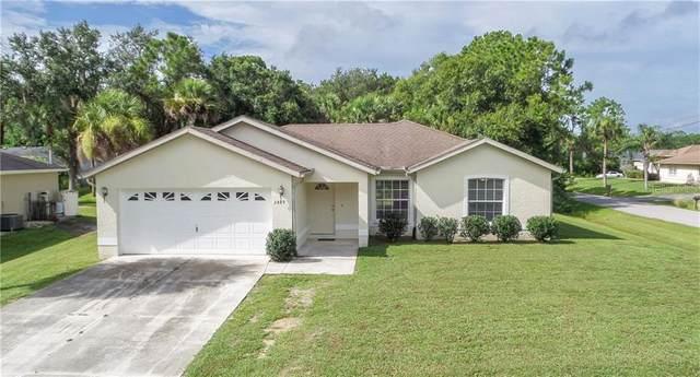 3889 Coquina Avenue, North Port, FL 34286 (MLS #C7431275) :: Team Buky