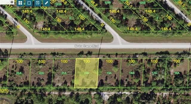 27305 Notre Dame Boulevard, Punta Gorda, FL 33955 (MLS #C7431391) :: Team Borham at Keller Williams Realty