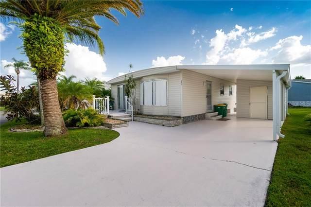 2100 Kings Highway #445, Port Charlotte, FL 33980 (MLS #C7431421) :: EXIT King Realty