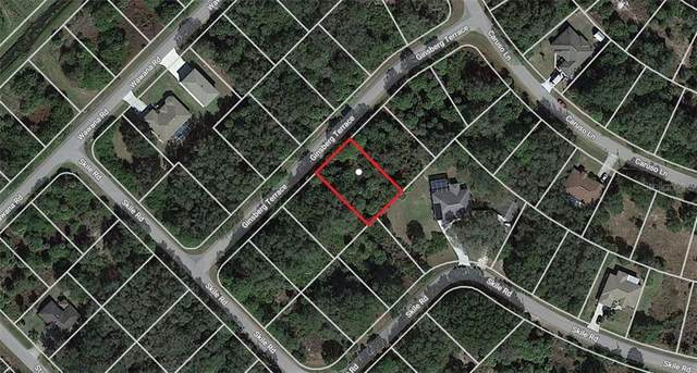 Lot 4 Ginsburg Terrace, North Port, FL 34287 (MLS #C7431465) :: The Duncan Duo Team
