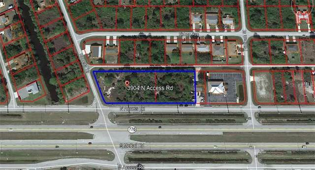 3904 N Access Road, Englewood, FL 34224 (MLS #C7431466) :: Griffin Group