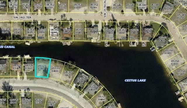 3541 Ceitus Parkway, Cape Coral, FL 33991 (MLS #C7431470) :: Young Real Estate