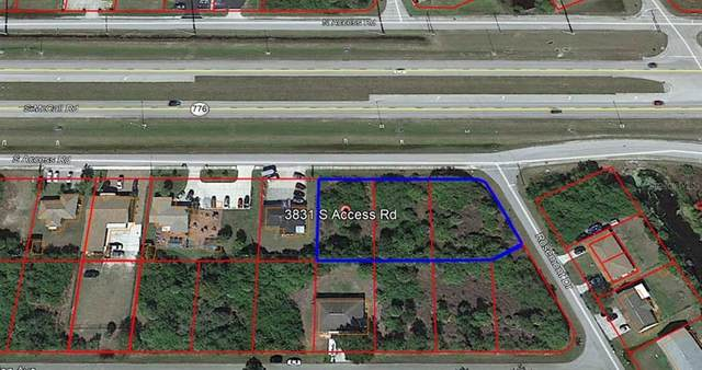 3831-3851 S Access Road, Englewood, FL 34224 (MLS #C7431504) :: Rabell Realty Group