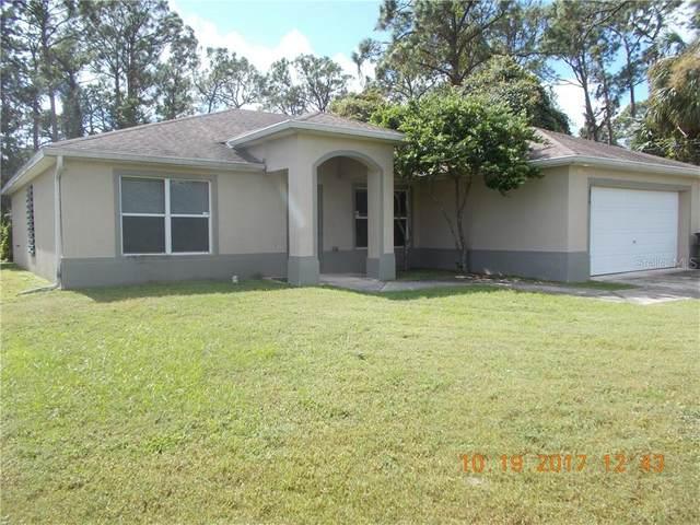 1876 N San Mateo Drive, North Port, FL 34288 (MLS #C7431506) :: Team Bohannon Keller Williams, Tampa Properties