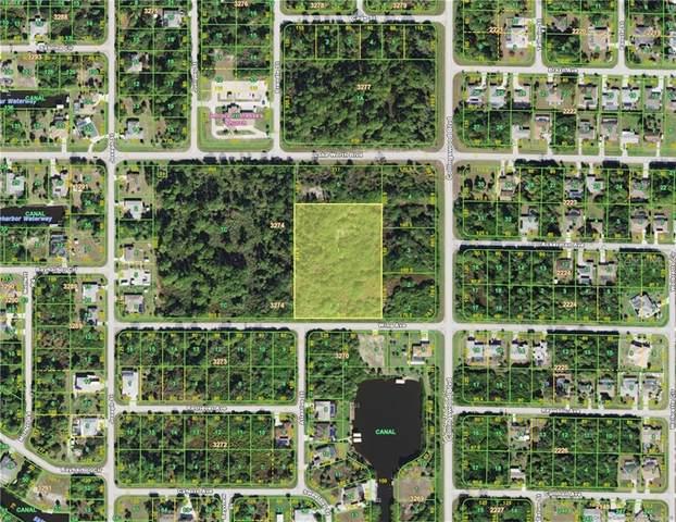 17460 Wing Avenue, Port Charlotte, FL 33948 (MLS #C7431543) :: The Light Team