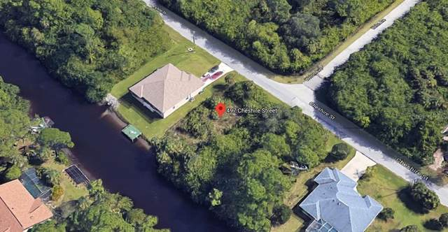 497 Cheshire Street, Port Charlotte, FL 33953 (MLS #C7431564) :: Baird Realty Group