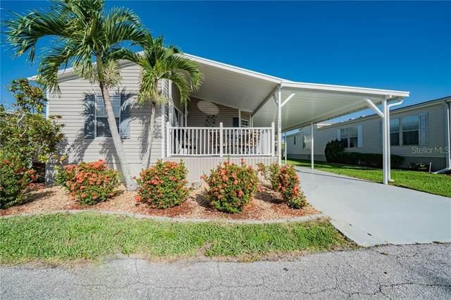 2100 Kings Highway #1089, Port Charlotte, FL 33980 (MLS #C7431588) :: EXIT King Realty