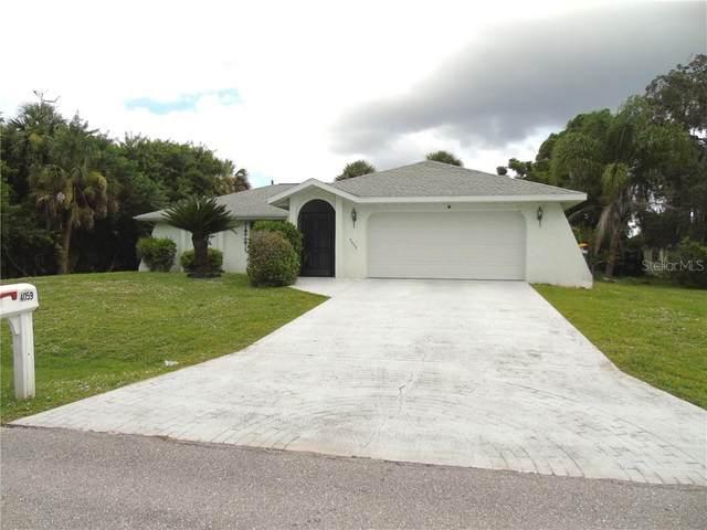 4059 Michel Tree Street, Port Charlotte, FL 33948 (MLS #C7431590) :: EXIT King Realty