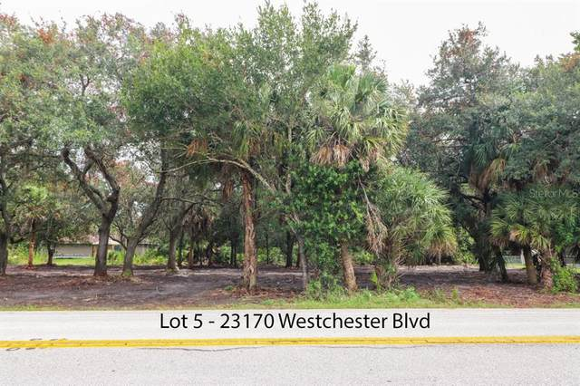 23170 Westchester Boulevard, Port Charlotte, FL 33980 (MLS #C7431594) :: The Duncan Duo Team