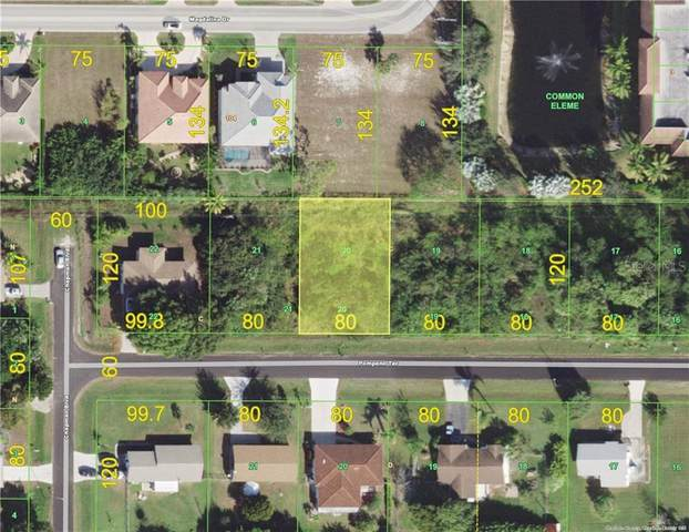 700 Pompano Terrace, Punta Gorda, FL 33950 (MLS #C7431603) :: Rabell Realty Group