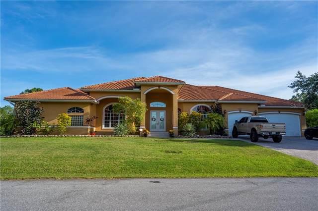 6161 Loffreda Avenue, North Port, FL 34291 (MLS #C7431654) :: The Duncan Duo Team