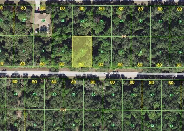 17162 Alvin Avenue, Port Charlotte, FL 33948 (MLS #C7431685) :: KELLER WILLIAMS ELITE PARTNERS IV REALTY