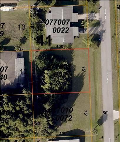Venetia Avenue, North Port, FL 34287 (MLS #C7431722) :: Team Bohannon Keller Williams, Tampa Properties