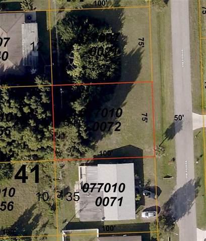 Venetia Avenue, North Port, FL 34287 (MLS #C7431741) :: Team Bohannon Keller Williams, Tampa Properties